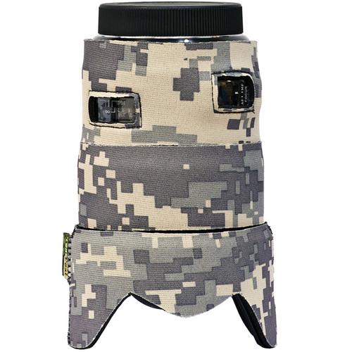 LensCoat Lens Cover for the Sigma 35mm f/1.4 DG HSM Lens (Realtree Max4)