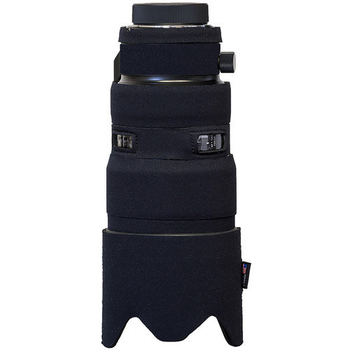 LensCoat LensCoat for the Sigma 50-100mm f1.8 DC HSM Art Lens (Black)