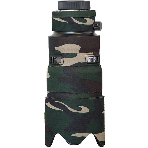LensCoat for the Sigma 50-100mm f1.8 DC HSM Art Lens (Forest Green Camo)