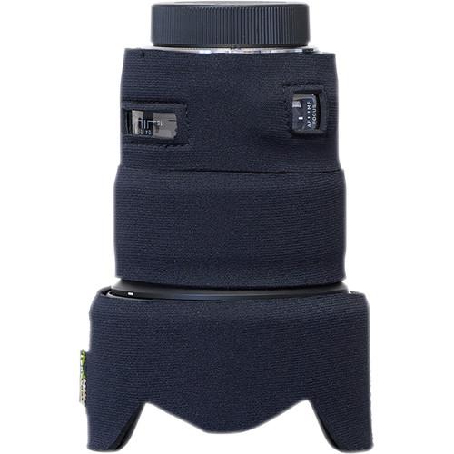 LensCoat Lens Cover for the Sigma 50mm f/1.4 DG HSM Art Lens (Black)