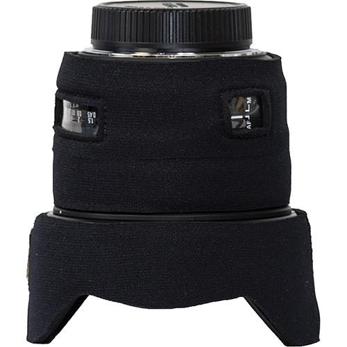 LensCoat Lens Cover for Sigma 50mm f/1.4 DG HSM Lens (Black)