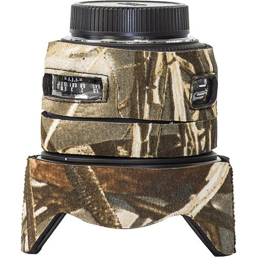 LensCoat Lens Cover for Sigma 50mm f/1.4 DG HSM Lens (Realtree Max4)