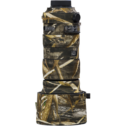 LensCoat Lens Cover for Sigma 60-600mm f/4.5-6.3 DG OS HSM Sports Lens (Realtree Max5)