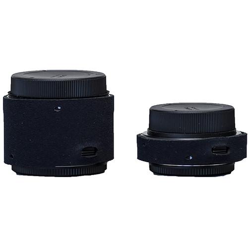 LensCoat Lens Covers for the Sigma Teleconverter Set (Black)