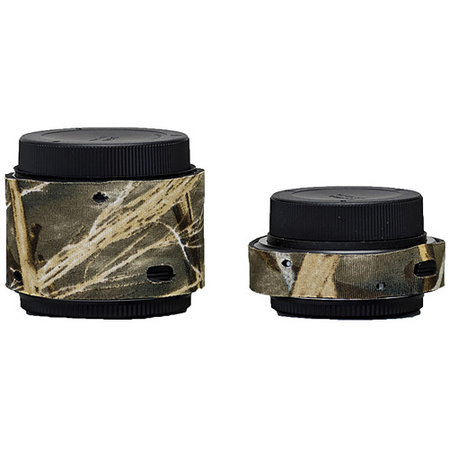 LensCoat Lens Covers for the Sigma Teleconverter Set (Realtree Max4)