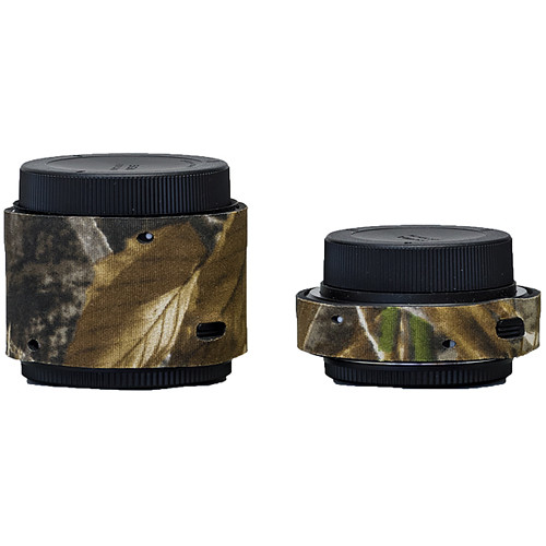 LensCoat Lens Covers for the Sigma Teleconverter Set (Realtree Max5)