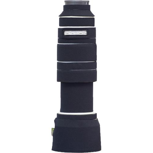 LensCoat Lens Cover for Sony FE 100-400mm f/4.5-5.6 GM OSS Lens (Black)