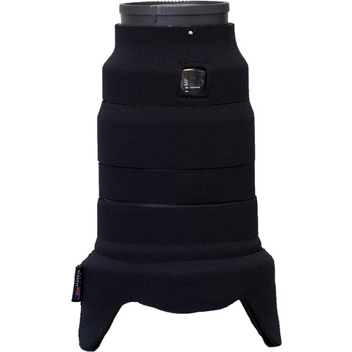 LensCoat Lens Cover for Sony FE 24-70mm f/2.8 GM Lens (Black)