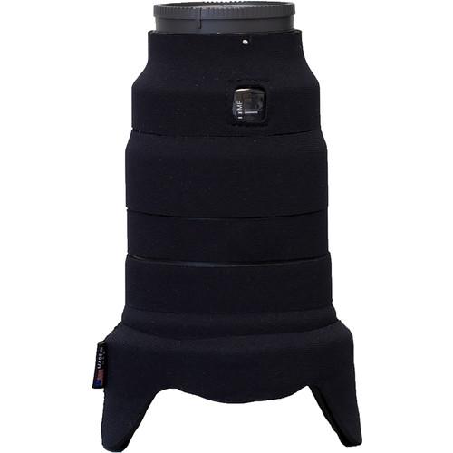 LensCoat LensCoat Lens Cover for Sony FE 24-70mm f/2.8 GM Lens (Black)