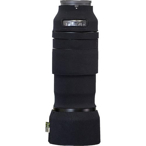 LensCoat Lens Cover for the Sony FE 70-300mm f/4.5-5.6 G OSS Lens (Black)