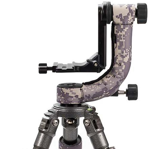 LensCoat Neoprene Cover for Sirui PH-20 Gimbal Head (Digital Camo)