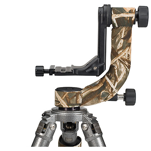 LensCoat Neoprene Cover for Sirui PH-20 Gimbal Head (Realtree Max4)