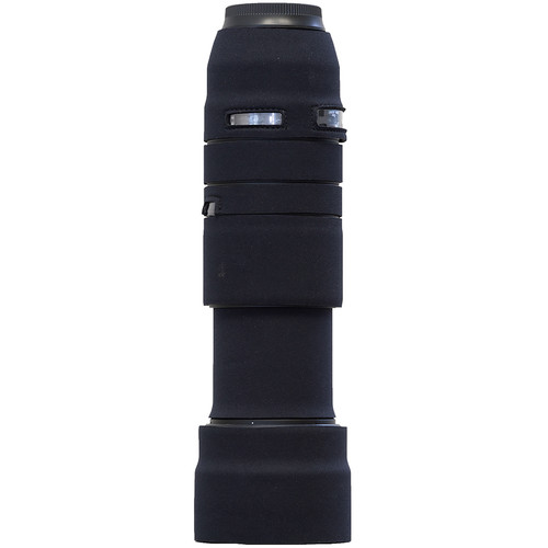 LensCoat Lens Cover for the Tamron 100-400mm f/4.5-6.3 DI VS Lens (Black)