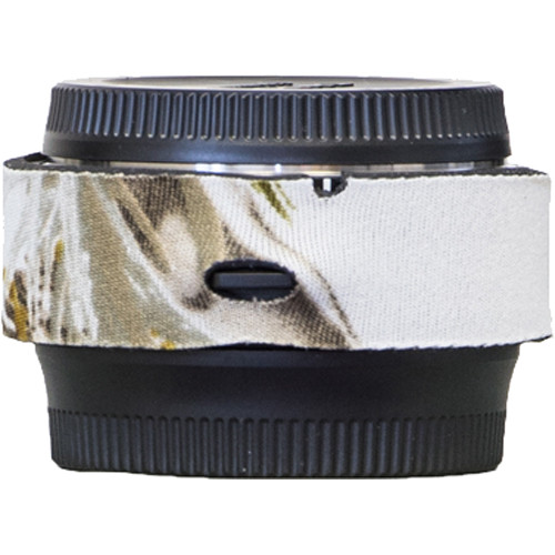 LensCoat Lens Cover for Tamron 1.4x Teleconverter (Realtree AP Snow)