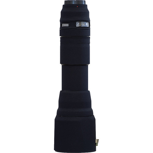 LensCoat Lens Cover for Tamron SP 150-600mm f/5-6.3 Di VC Lens (Black)