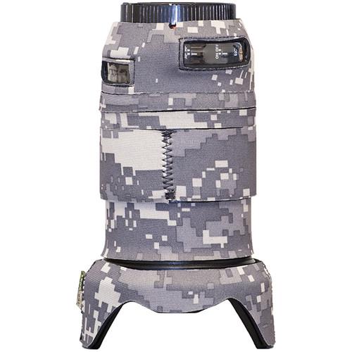 LensCoat Lens Cover for Tamron SP 24-70mm f/2.8 Di VC Lens (Digital Camo)