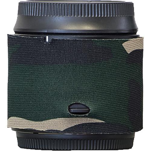 LensCoat Lens Cover for Tamron 2.0x Teleconverter (Forest Green Camo)
