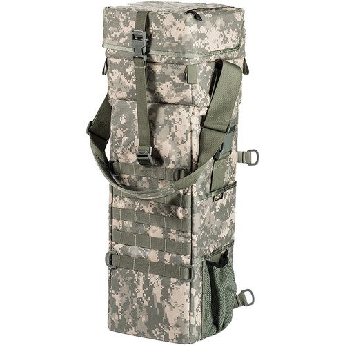 LensCoat Xpandable 4X Long Lens Bag (Digital Camo)
