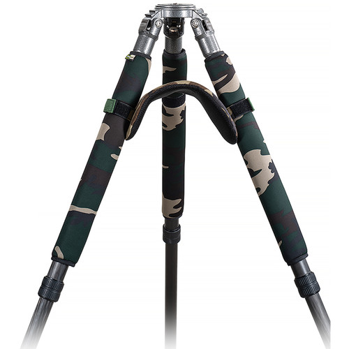 LensCoat LegWrap Pro 312 (Forest Green Camo)