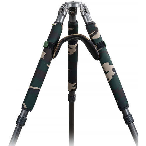 LensCoat LegWrap Pro 514 (Forest Green Camo)