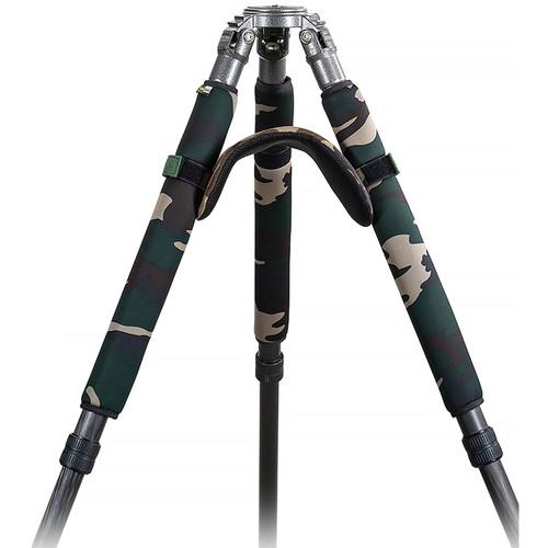 LensCoat LegWrap Pro 518 (Forest Green Camo)