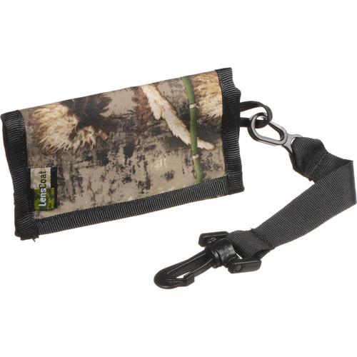 LensCoat Memory Card Wallet Combo 43 (Realtree MAX-5)