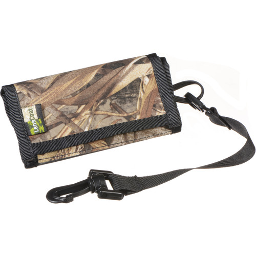 LensCoat Memory Card Wallet SD15 (Realtree MAX-5)