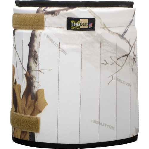 LensCoat LensCoat TravelHood (Large, Realtree AP Snow)
