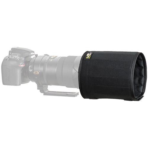 LensCoat TravelHood (Small, Black)