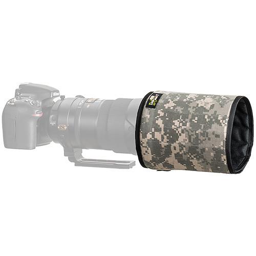 LensCoat TravelHood (Small, Digital Camo)
