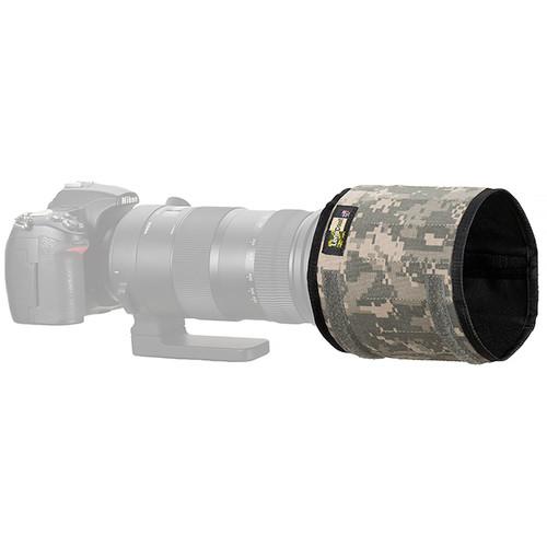 LensCoat TravelHood Zoom (Digital Camo)