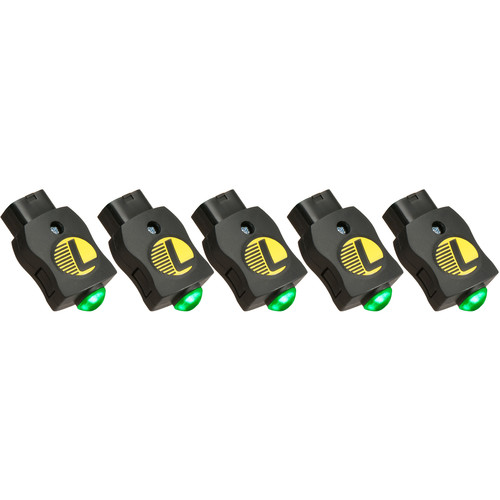 Lentequip SafeTap Connector (5-Pack)