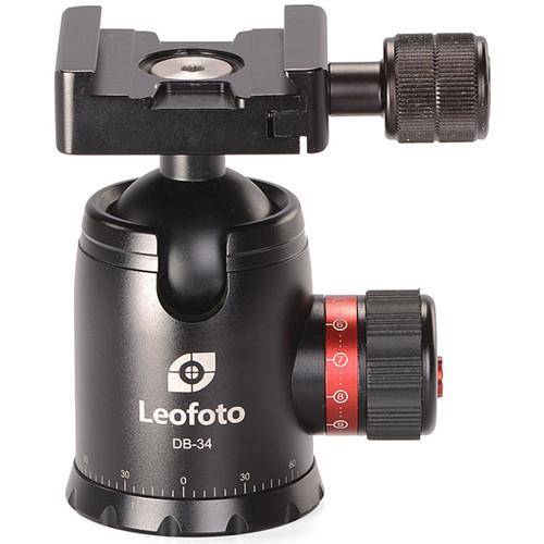 Leofoto DB-34 Ball Head