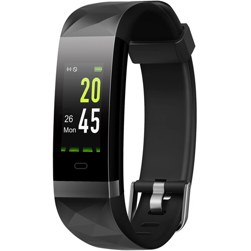 Letscom ID131Color HR Fitness Tracker