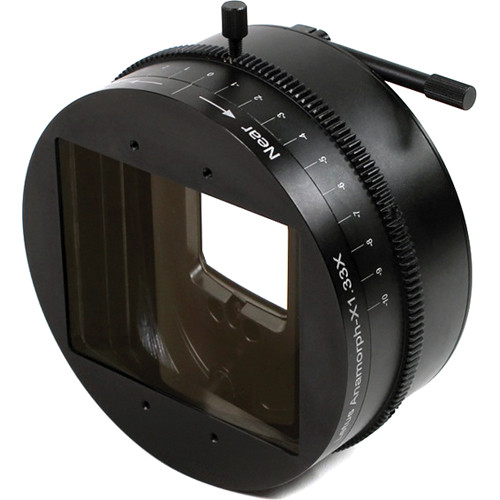 Letus35 AnamorphX Adapter with Lens Support (Medium Flare)