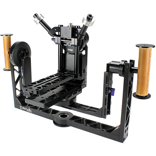 Letus35 Helix 4-Axis Aluminum Camera Stabilizer with RC Module