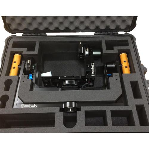 Letus35 Foam Insert for Standard Helix/Helix Mg & Pelican 1600 Case
