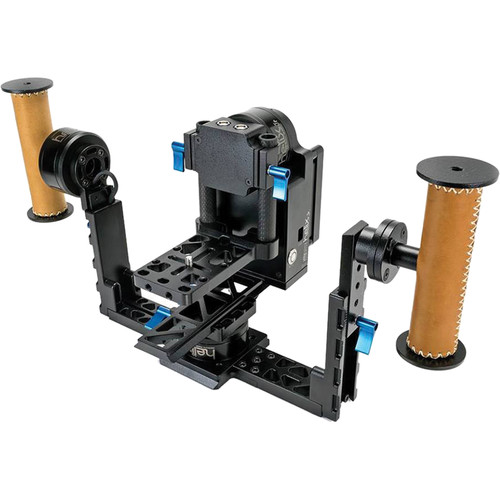 Letus35 Helix Jr. Gimbal Stabilizer Dual-Mode with Bluetooth & RC (Magnesium)