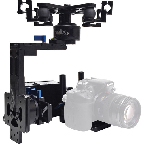 Letus35 Helix Jr. Gimbal Stabilizer Aerial-Mode with Bluetooth & RC (Magnesium)