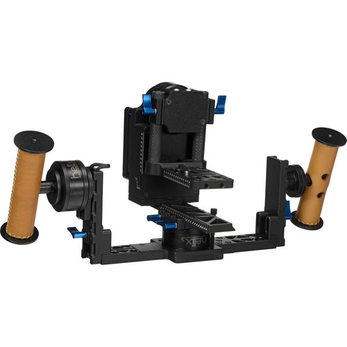 Letus35 Helix Jr. Gimbal Stabilizer Handheld-Mode with Bluetooth (Magnesium)