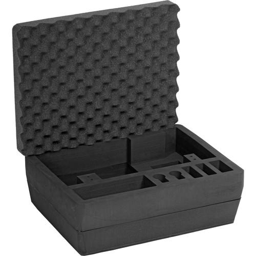 Letus35 Foam Insert for Helix Jr. & Pelican 1550 Case