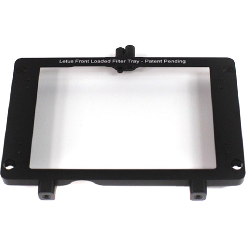 """Letus35 Snap-On Filter Tray for Matte Box (4 x 5.6"""")"""