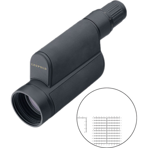 Leupold Mark 4 12-40x60 Tactical Spotting Scope (Inverted H-36)