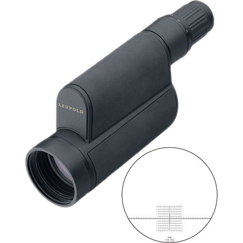 Leupold Mark 4 12-40x60 Tactical Spotting Scope (Inverted H-32)