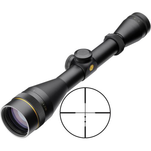 Leupold 4-12x40 VX-2 Adjustable Objective Riflescope (LR Duplex, Matte Black)
