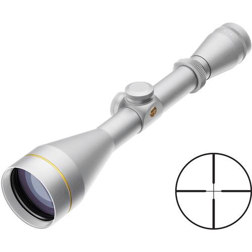 Leupold 4-12x50 VX-2 Riflescope (Fine Duplex Reticle, Silver)