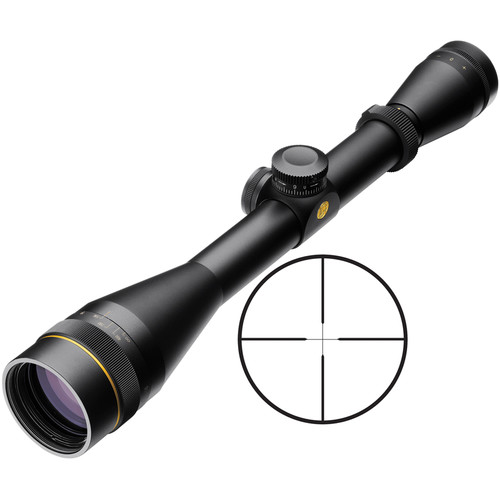 Leupold 6-18x40 VX-2 Adjustable Objective Riflescope (Fine Duplex, Matte Black)