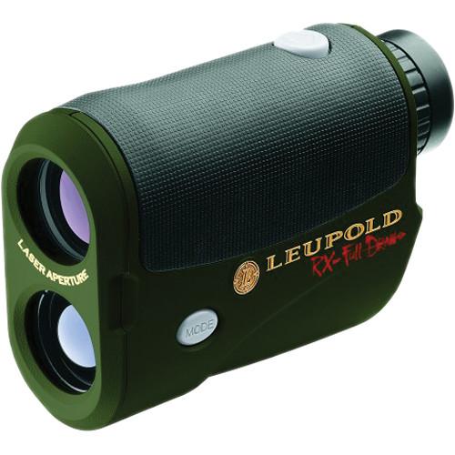 Leupold 5x23 RX-Fulldraw Laser Rangefinder