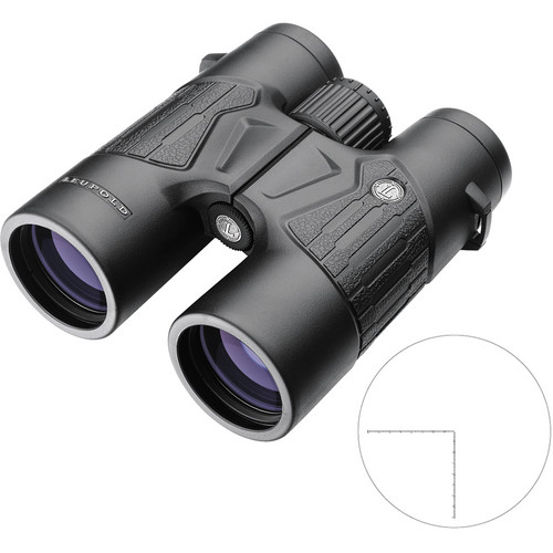 Leupold 10x42 BX-2 Tactical Binocular (Mil-L Reticle)