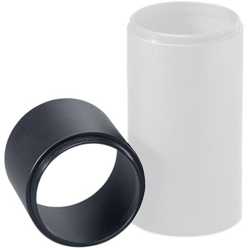"Leupold Alumina 3"" Lens Shade for 52mm VX-6 Riflescope"